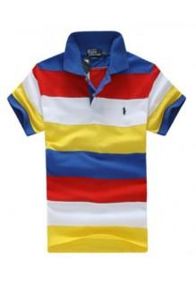 HUGO STORE - Camisa Polo Listrada Ralph Lauren